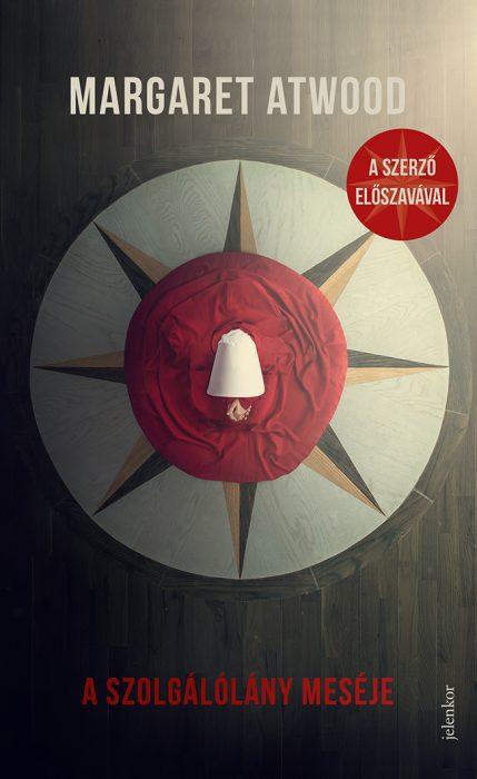 Könyv borító - A Szolgálólány meséje
