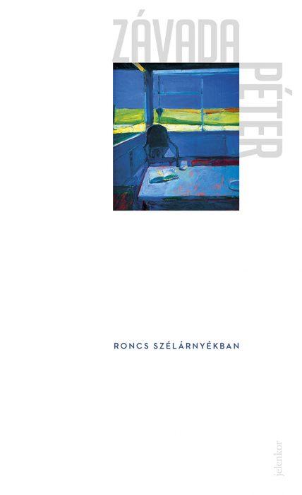 Könyv borító - Roncs szélárnyékban