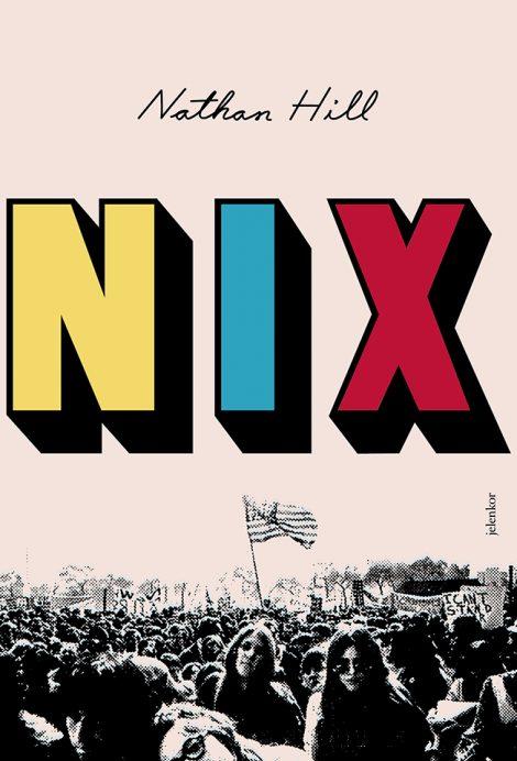 Könyv borító - Nix