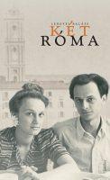 Könyv borító - Két Róma