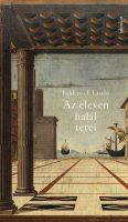 Könyv borító - Az eleven halál terei