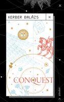Könyv borító - Conquest