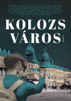 Könyv borító - Kolozsváros – Irodalmi kalauz