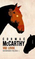 Könyv borító - Vad lovak