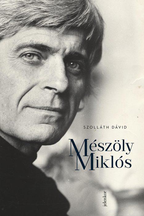 Könyv borító - Mészöly Miklós